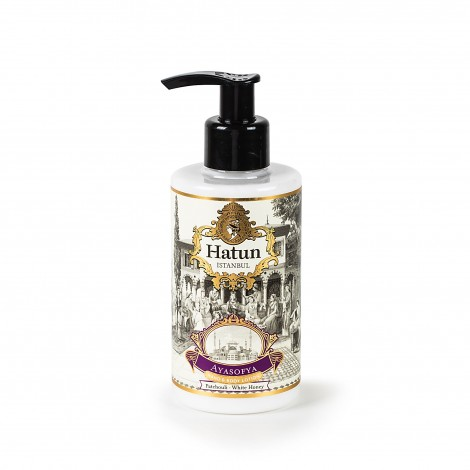 Ayasofya Hand & Body Lotion (Patchouli / White Honey)