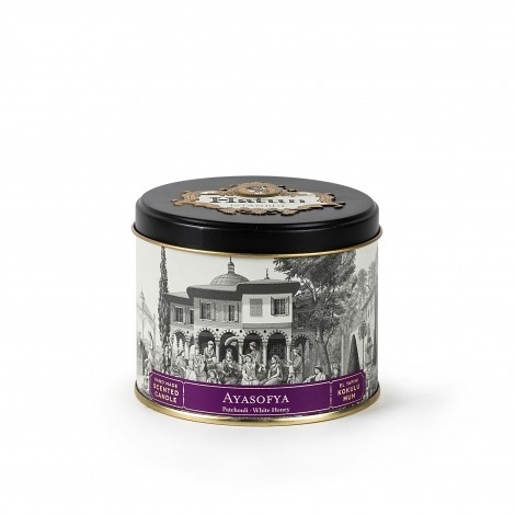 Ayasofya Tin Scented Candle