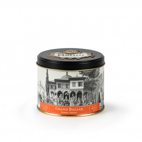 Grand Bazaar Tin Scented Candle